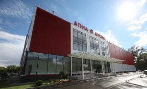 Клуб-театр Арабеск на льду в ЛД АПИА АРЕНА